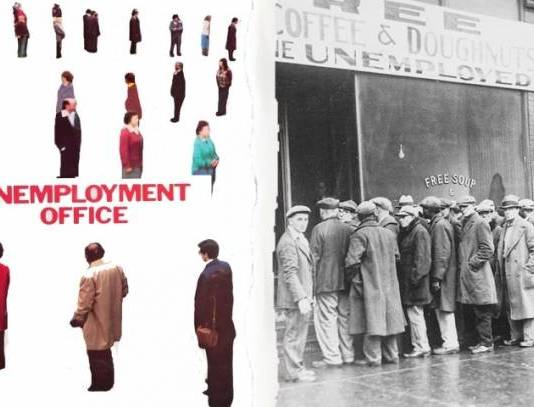 καραντίνα, κορονοϊός, ανεργία, κρίση, καπιταλισμός, ανεργία, οικονομία, ύφεση, πανδημία