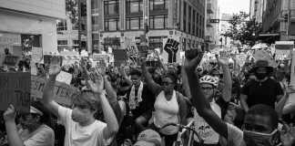 black lives matter, ΗΠΑ, αστυνομία, κατάργηση αστυνομίας, αστυνομική βία, Ντόναλντ Τραμπ