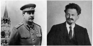 Λέον Τρότσκι, Ιωσήφ Στάλιν, απόπειρα δολοφονίας