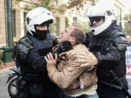 αστυνομική βία, Πολυτεχνείο