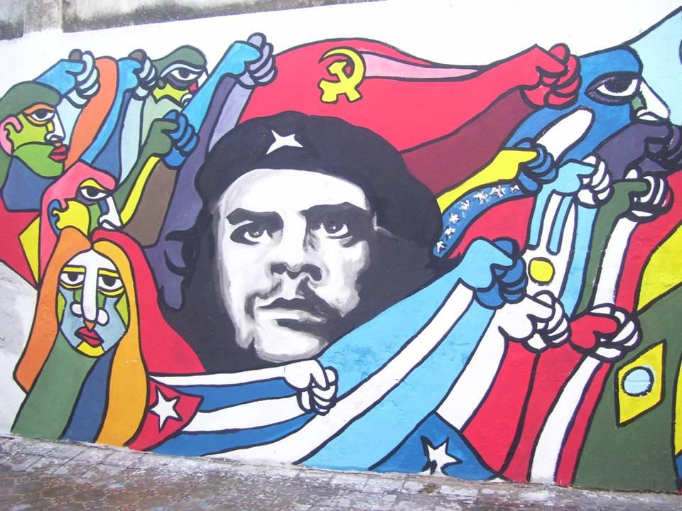 che_mural