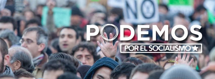 MSF conference: PODEMOS speaker confirmed