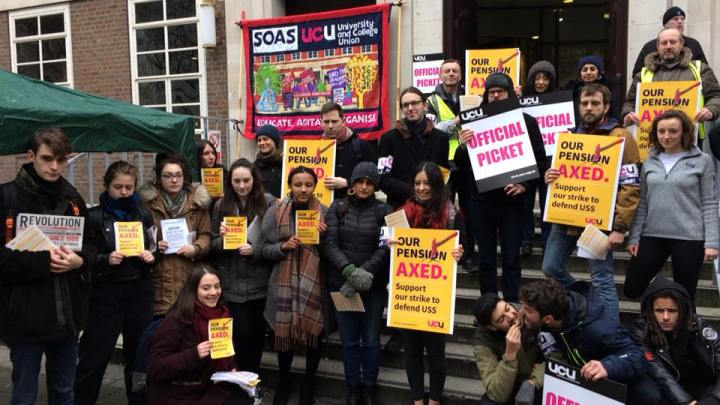 Reports from the picket lines: what's happening and what's next?