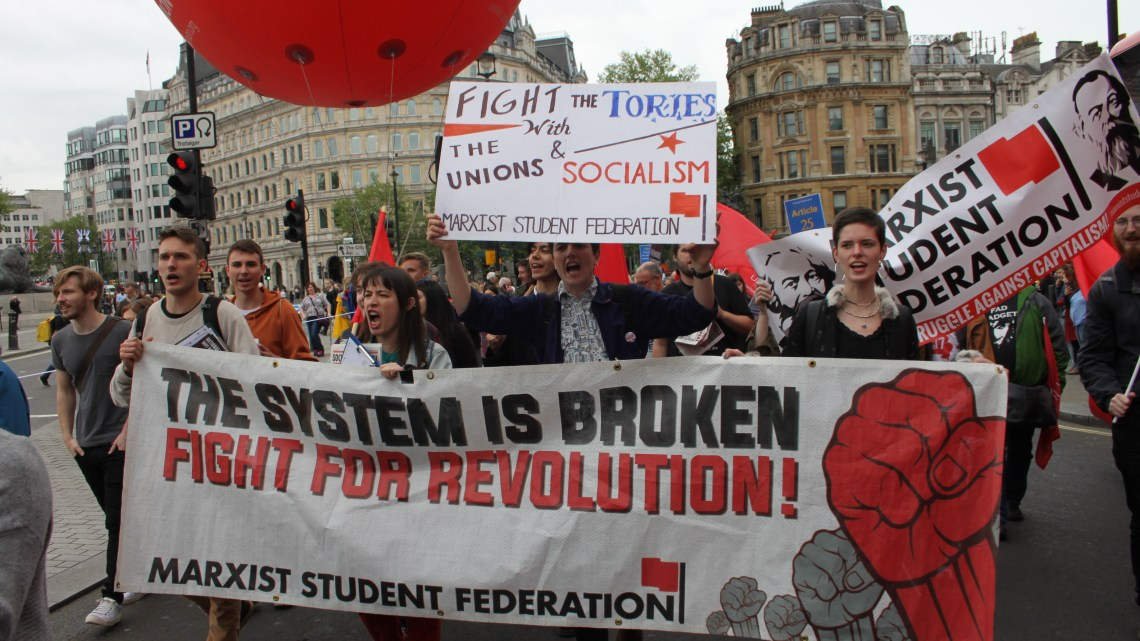 Students and workers: unite and fight!