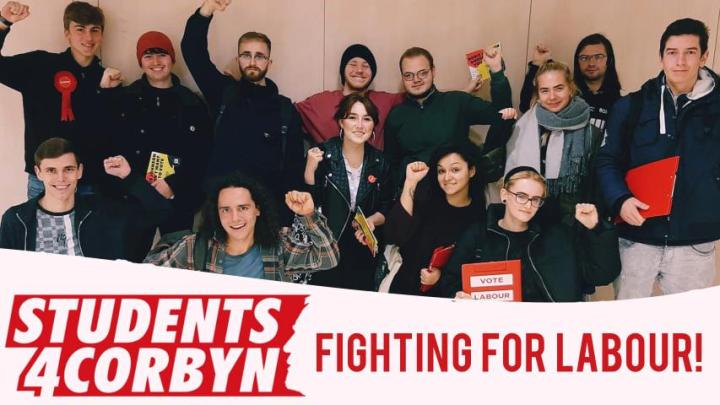 Students are fighting for a socialist labour government!