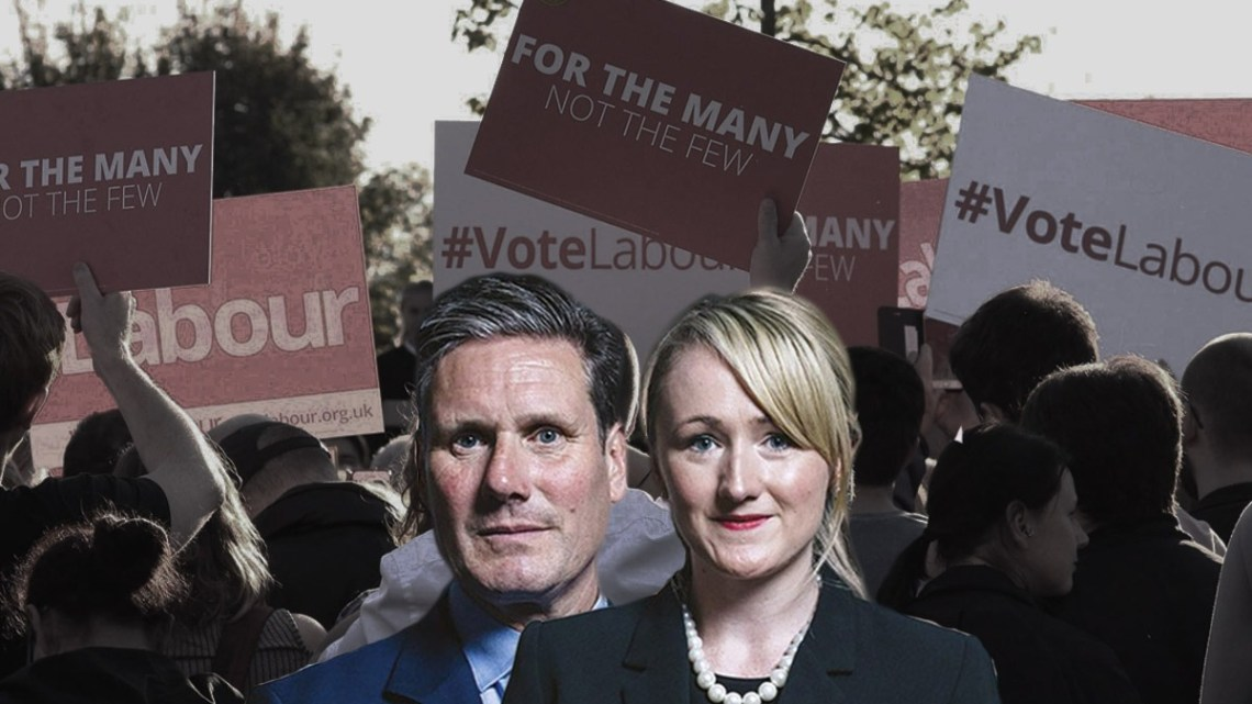No return to Blairism – keep labour red!