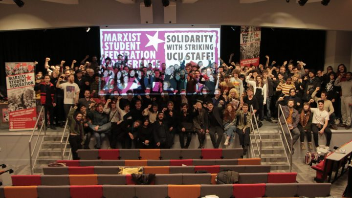 Solidarity, strength and sacrifice – MSF Conference 2020