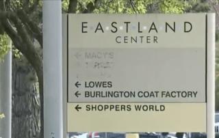 Eastland Center Signage