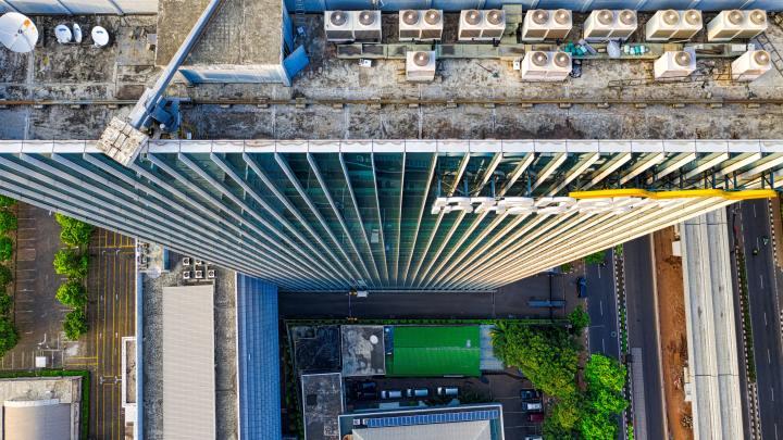 aerial-shot-architectural-design-architecture-2420419