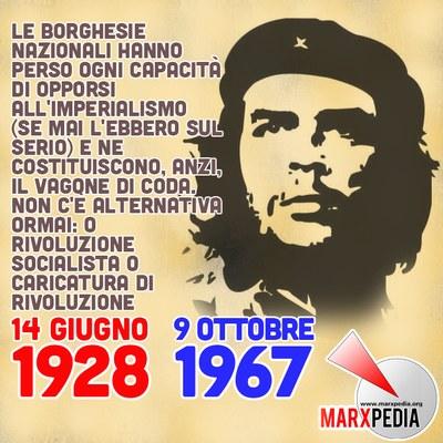 1928/1967 – Ernesto Guevara, Il Che