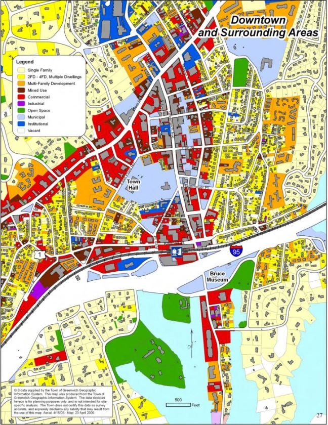 Downtown Use Map