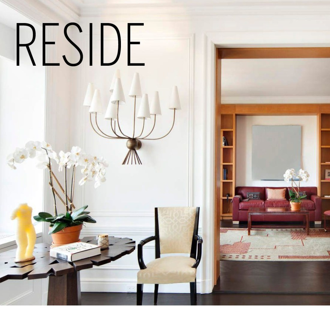 Mary Stuart Freydberg Shares Sotheby's International Realty RESIDE Magazine