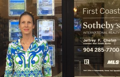 Mary Stuart Freydberg at First Coast Sotheby's in Ponte Vendra, FL