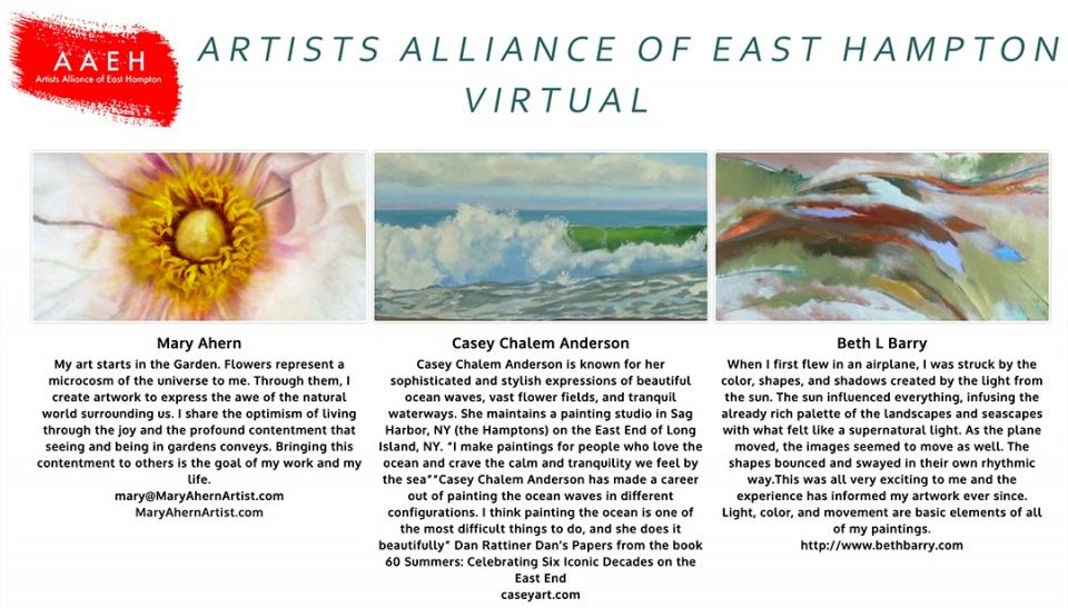 AAEH Virtual Art Show
