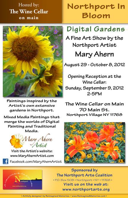 Northport in Bloom-Art Show