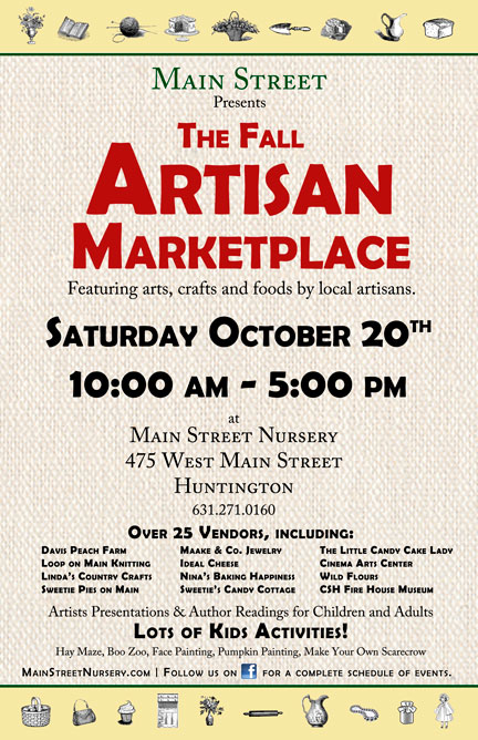 Main Street Nursery Artisan Marketplace