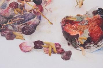 "Detail of ""Calliphora Vicina"""