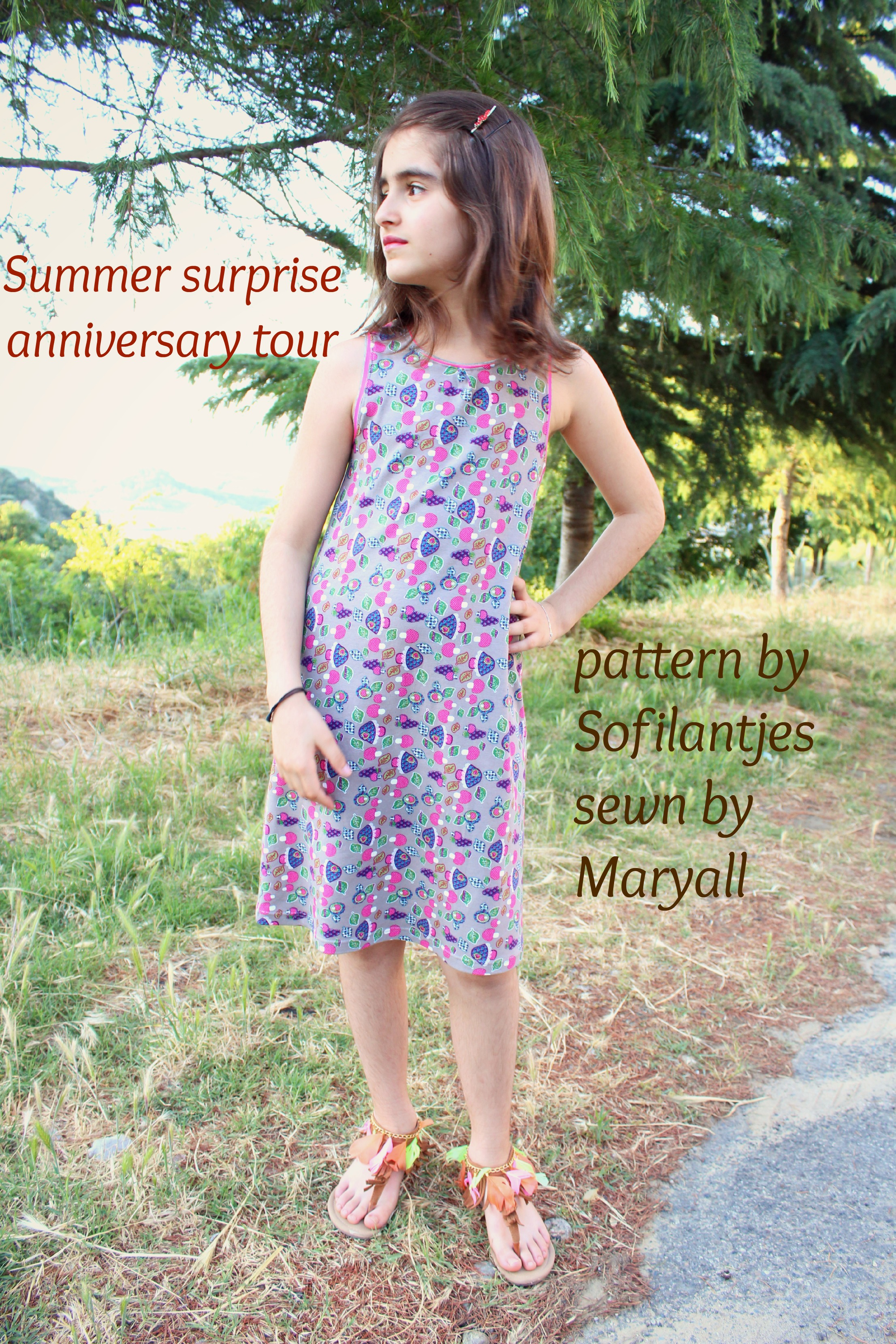 Summer Surprise Anniversary Tour and Giveaway!
