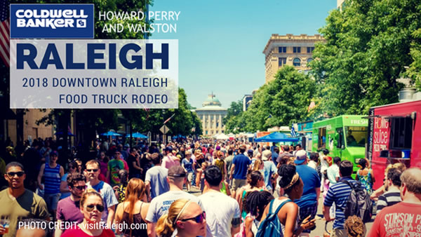 Raleigh Food Truck Rodeo