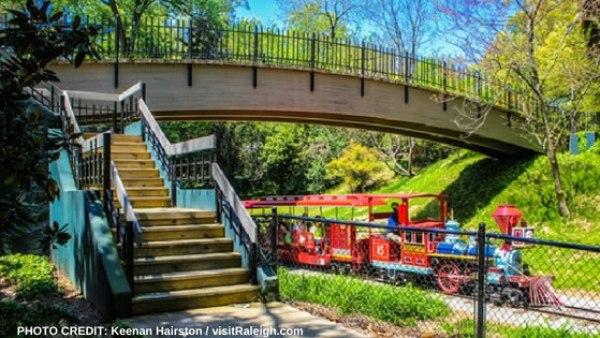 Raleigh - Pullen Park