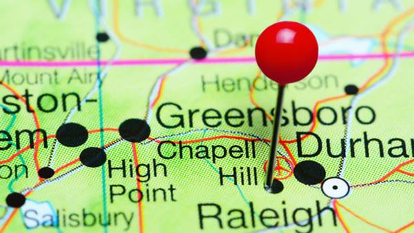 Chapel Hill NC - University of NC