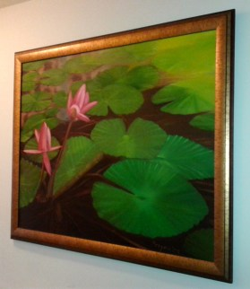 Lotus Pond, BKK-frame