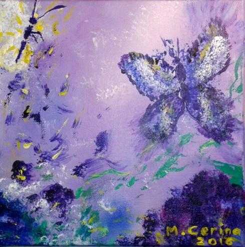 When Butterflies Dance