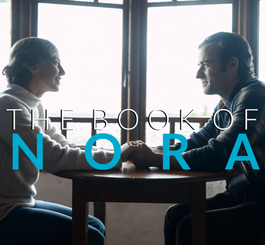 The Book Of Nora The leftovers