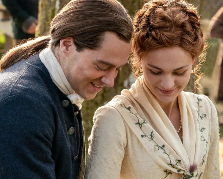 Outlander Cast The Fiery Cross Listener Feedback