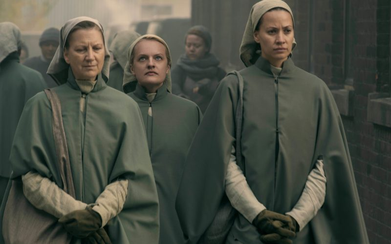 The Handmaid's Tale: Mary And Martha