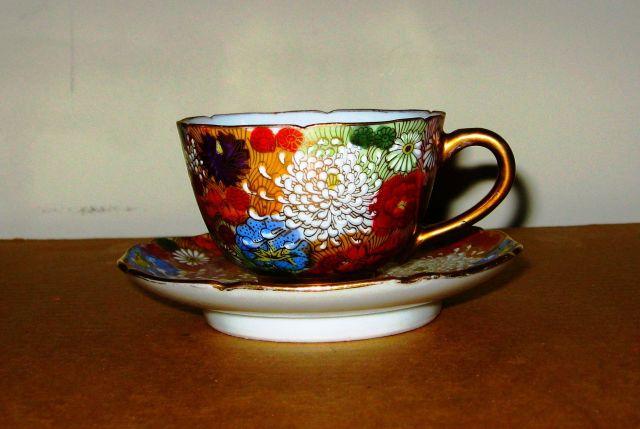 satsuma-cup&saucer