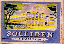 Solliden, Skansen, Svenska matches, Maryann Adair, Is It Art?