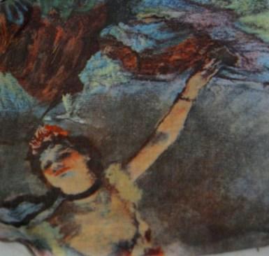 Edgar Degas | L'etoile [The Star]