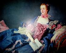 Francois Boucher | Madame Pompadour
