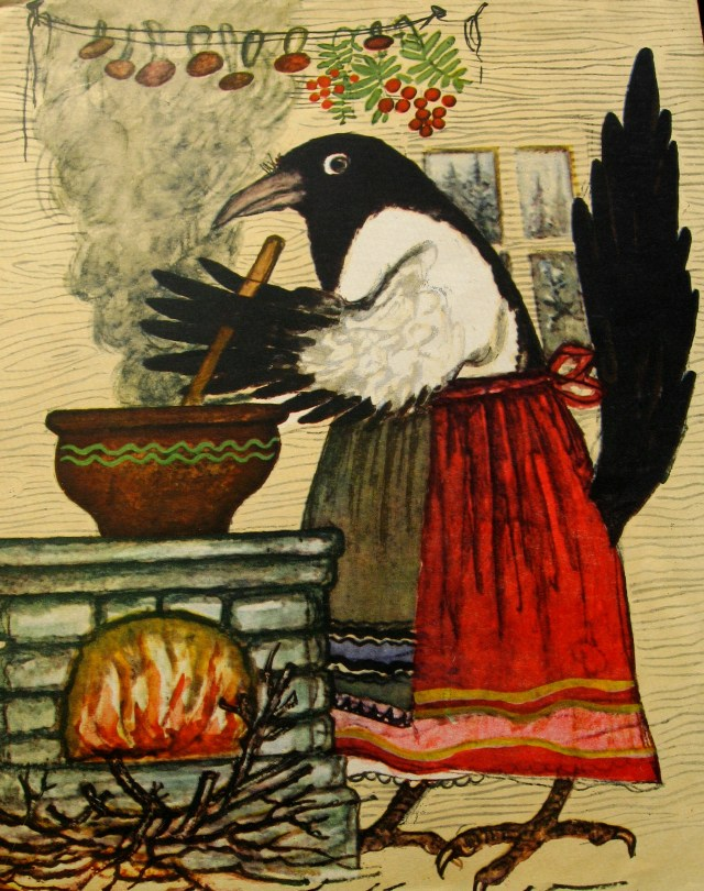 magpie magpie childrens book