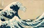 katsushika hokusai the great wave of kanangawa