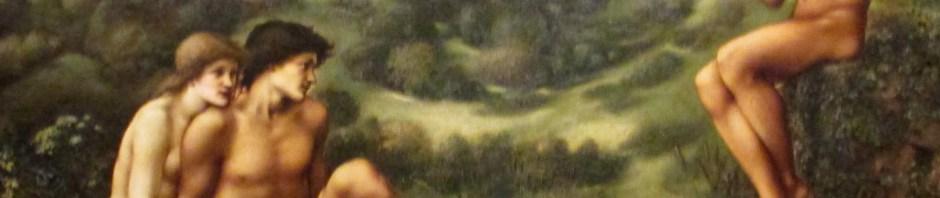 Edward Burne-Jones   The Garden of Pan