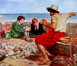 John Everett Millais   Boyhood of Wa;ter Raleigh