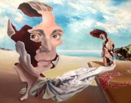 James Gleeson   We inhabit the corrosive littoral of habit