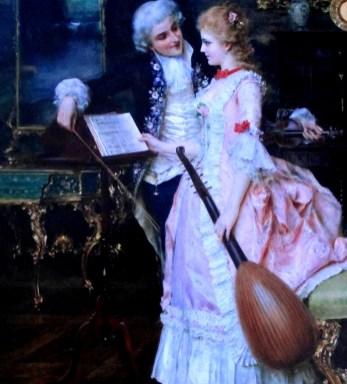 Federigo Andreotti | The Key to Her Heart