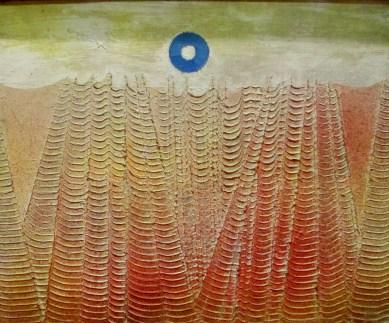Max Ernst - forest & sun