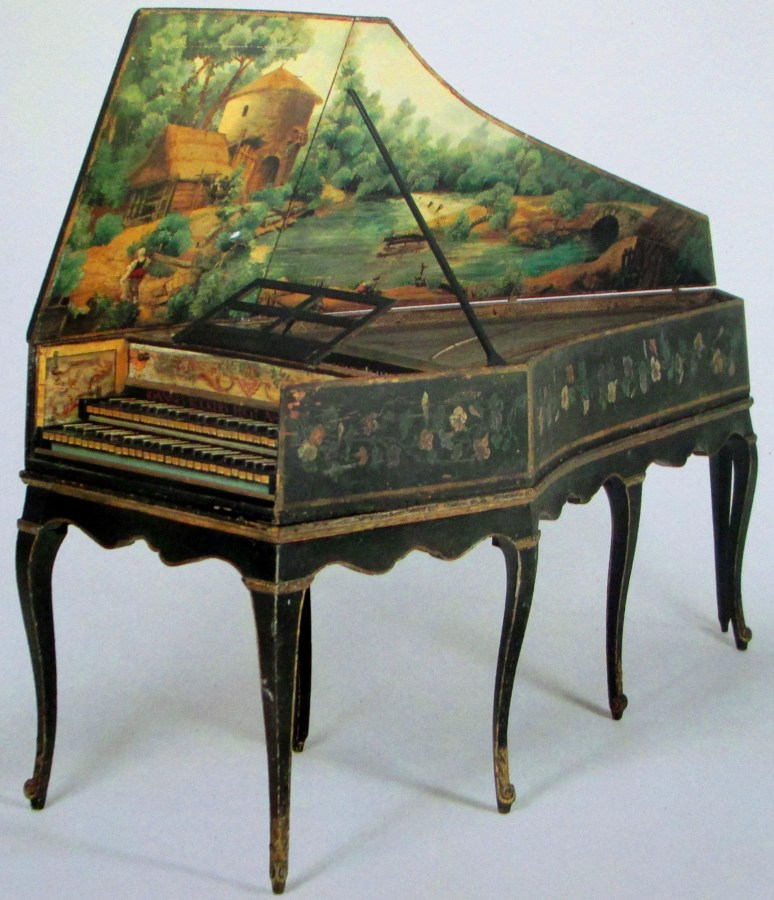 Andreas Ruckers | Two-Manual Harpsichord