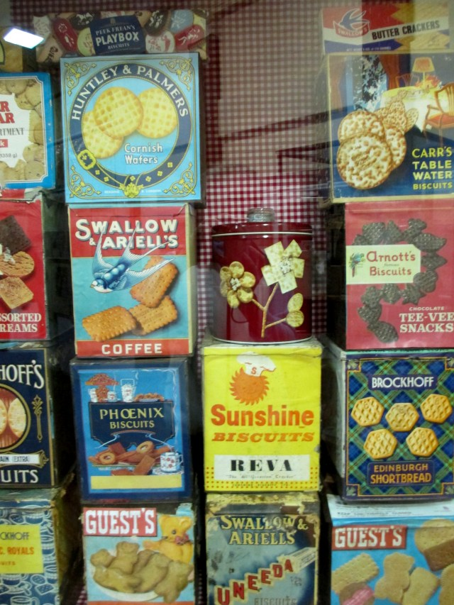 Biscuit Tin Collection