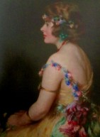 Janet Cumbrae-Stewart Portrait, Australian artists, female artists, is it art?