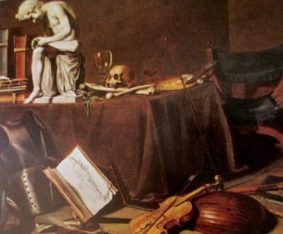 Pieter Claesz - varitas, Dutch artists, is it art?