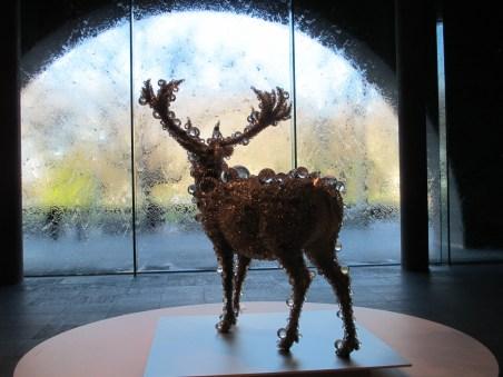 Kowei Nawa, pixcell-red deer, Japanese artists, is it art?