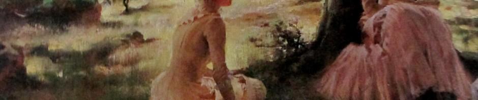 Albert Edelfelt, artist, is it art?