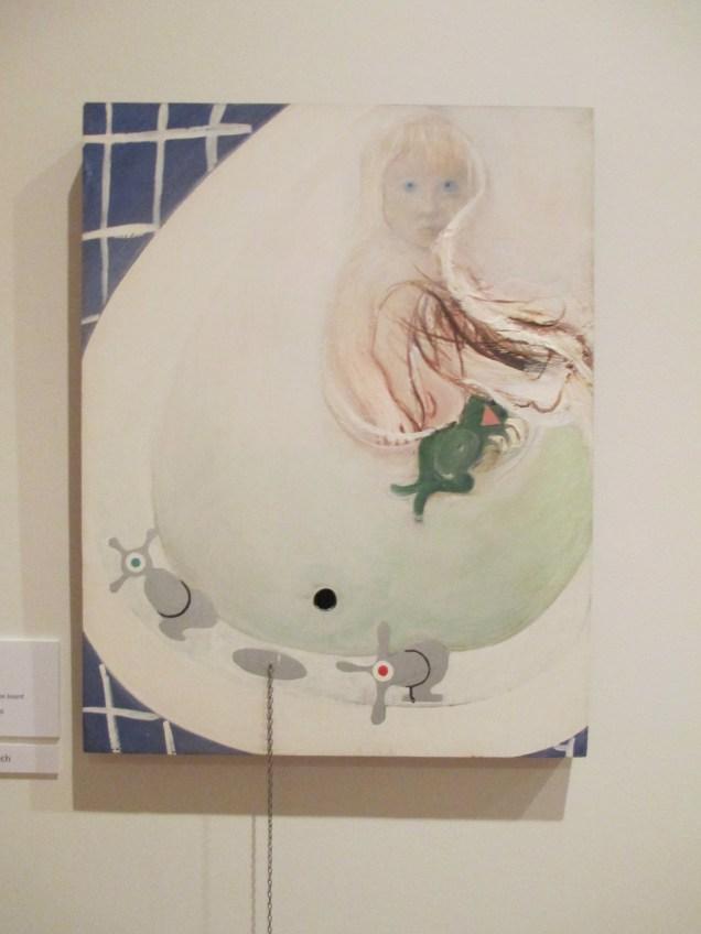 Brett Whitely - Arkie, Brett Whitely, Arkie Whitely, painting, art, Australian art, Australian artists, is it art?