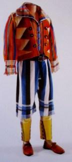 Percy Aldridge Grainger, Ella Grainger towelling outfit, Grainger Museum, Percy Grainger, Is it art?