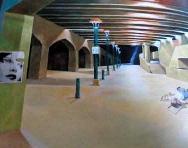 Eolo Paul Bottaro | Under the Arts Centre